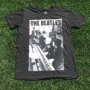 The Beatles Band Tee Sz L